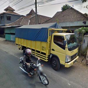 Kargo Jakarta – Jantho, Aceh Besar