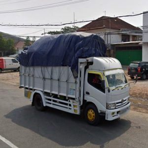 Ekspedisi Jakarta ke Meulaboh