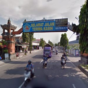 Ekspedisi Jakarta – Singaraja, Buleleng