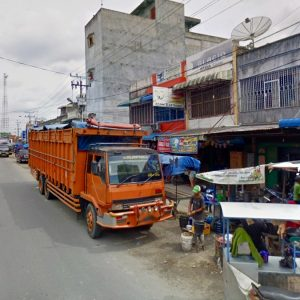 Ekspedisi Jakarta – Limapuluh, Batubara