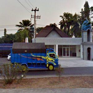 Kargo Jakarta – Muara Aman, Lebong
