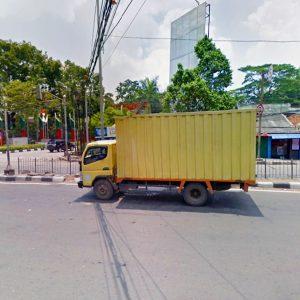 Ekspedisi Jakarta – Pangkal Pinang, Bangka-Belitung
