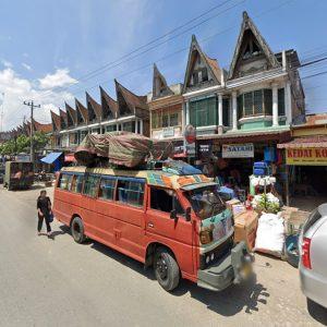 Ekspedisi Jakarta – Porsea, Toba Samosir