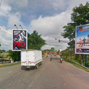Kargo Jakarta – Sarolangun, Jambi
