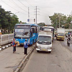 Ekspedisi Jakarta – Sungai Liat, Bangka