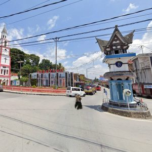 Ekspedisi Jakarta ke Tarutung, Tapanuli Utara