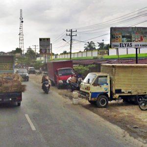 Kargo Jakarta – Aek Kanopan, Labuhan Batu