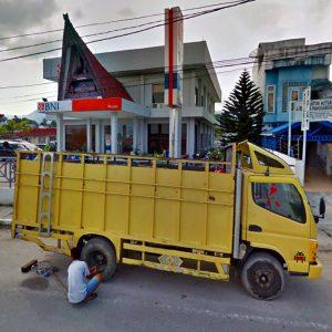 Kargo Jakarta – Balige, Toba Samosir