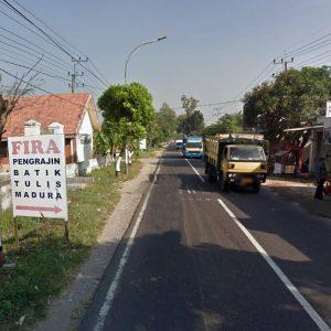 Kargo Jakarta – Bangkalan, Madura