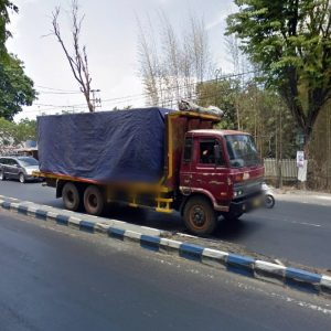 Kargo Jakarta – Bondowoso, Jawa Timur