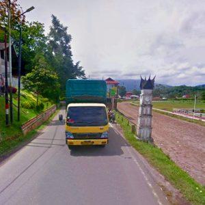Kargo Jakarta – Kota Bukittinggi, Sumatera Barat