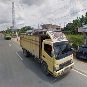 Kargo Jakarta – Dalu-Dalu, Rokan Hulu
