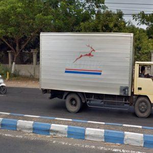 Kargo Jakarta – Jombang, Jawa Timur