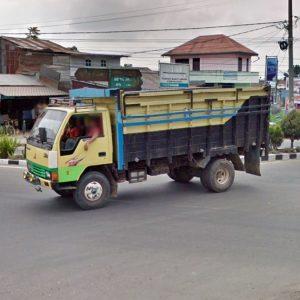 Kargo Jakarta – Kabanjahe, Karo