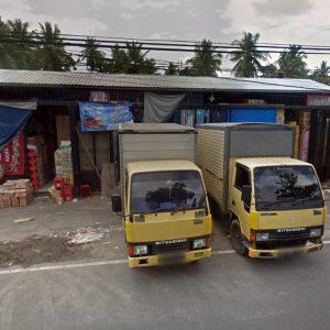 Kargo Jakarta – Kota Pariaman, Sumatera Barat