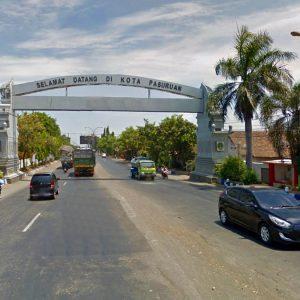 Kargo Jakarta – Kota Pasuruan, Jawa Timur