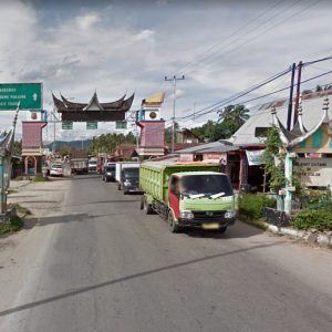 Kargo Jakarta – Kota Solok, Sumatera Barat
