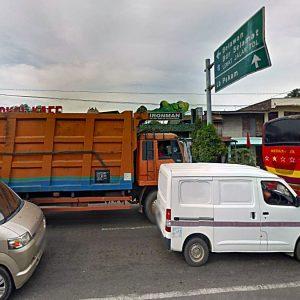 Kargo Jakarta – Lubuk Pakam, Deli Serdang