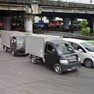 Kargo Jakarta – Makale, Tana Toraja