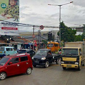 Ekspedisi Jakarta – Kota Metro, Lampung