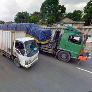 Kargo Jakarta – Muntok, Bangka Barat