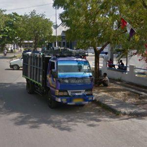 Ekspedisi Jakarta Nabire, Papua