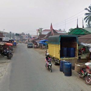 Kargo Jakarta – Padang Aro, Solok Selatan