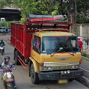 Kargo Jakarta – Pangkajene, Sulawesi Selatan