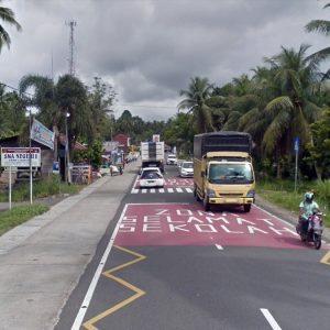 Kargo Jakarta – Parit Malintang, Padang Pariaman
