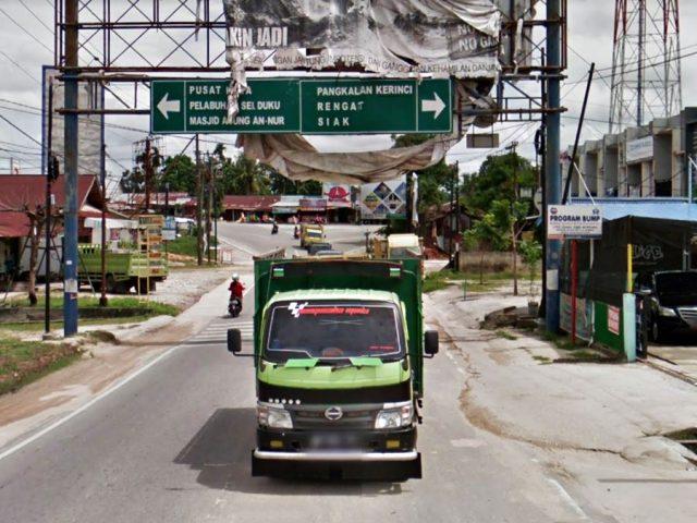 kargo pekanbaru