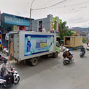 Kargo Jakarta – Pinrang, Sulawesi Selatan