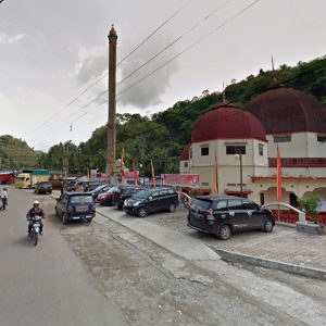 Kargo Jakarta – Kota Sawahlunto, Sumatera Barat