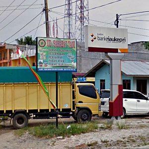 Kargo Jakarta – Sei Kijang, Pelalawan