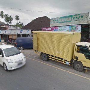 Kargo Jakarta – Simpang Ampek, Pasaman Barat