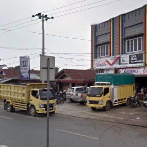 Kargo Jakarta – Taluk Kuantan, Kuantan Singingi