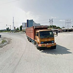 Kargo Jakarta – Ujung Tanjung, Rokan Hilir