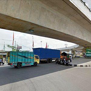 Kargo Jakarta – Kota Yogyakarta, DI Yogyakarta