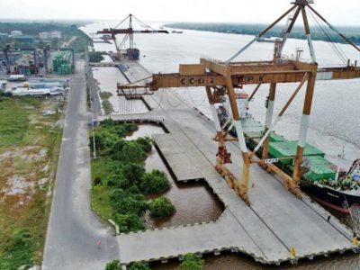 Pelabuhan Bagendang Perpanjang Dermaga Bongkar Muat