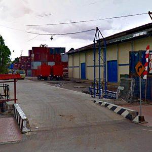 Ekspedisi Jakarta ke Berau, Tanjung Redeb