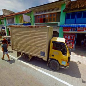 Ekspedisi Jakarta – Banggai, Banggai Laut