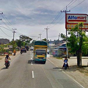 Ekspedisi Jakarta – Salakan, Banggai Kepulauan