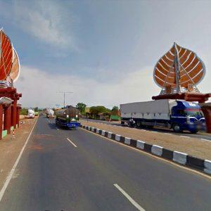 Ekspedisi Jakarta – Batang, Jawa Tengah