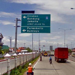 Kargo Jakarta – Brebes, Jawa Tengah
