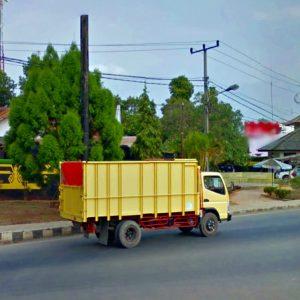 Ekspedisi Jakarta – Bukit Kemuning, Lampung Utara