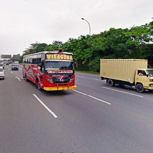 Ekspedisi Jakarta – Kota Cilacap, Jawa Tengah
