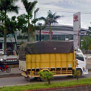 Ekspedisi Jakarta – Dompu, NTB