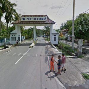 Ekspedisi Jakarta – Lembar, Lombok Barat