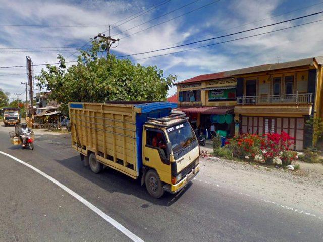 ekspedisi kota gorontalo