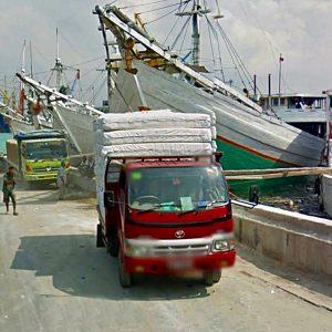 Ekspedisi Jakarta Pulau Kei Kecil, Maluku Tenggara