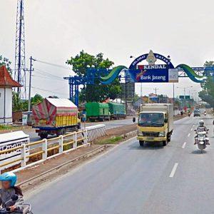 Ekspedisi Jakarta – Kendal, Jawa Tengah